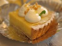 レモンのタルト他、今週のお菓子から - Maple日記