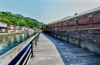 旧東洋紡績川之石工場等 - ふらりぶらりの旅日記