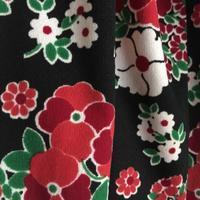 ヴィンテージの花柄ブラウス - モリンダ*ウパウパのポップライフ