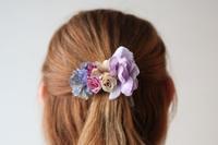 愛くるしい お花のブーケみたいなヘアアクセ!  - TIMESMARKETのスタッフ日記