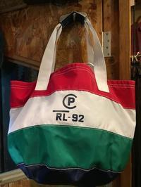 5月27日(土)入荷!Ralph Lauren ラルフ ローレン RL-92 TOTE BAG! - ショウザンビル mecca BLOG!!