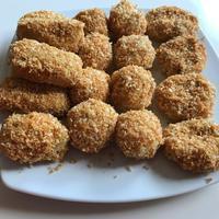 Croquetas de bacalao (鱈のコロッケ) - ファルマウスミー