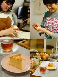 レッスンレポ~チーズブレッド~ - choco cafe* パン教室