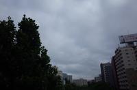 もしかして梅雨空かしら - もるとゆらじお