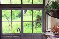 森の中の廃校リノベーションカフェ - きまぐれ*風音・・kanon・・