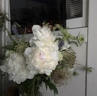 6月のflower lesson@labo1113 - la petite couronne de fleur