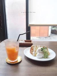 quatre cafe@大宮(4) -  小さじいっぱいのたいよう