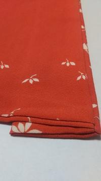 羽織の前巾③~個性 - 四ノ三ラボ