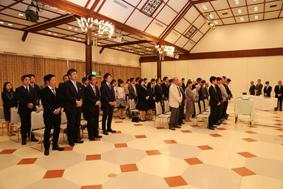 5/20にクラモク110周年の創立記念式典を行いました - クラモクブログ