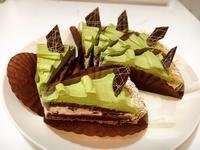 新作ケーキ~抹茶のタルト~ - ケーキ・焼菓子 パティスリー・ジョナ patisserie Jona ブログ