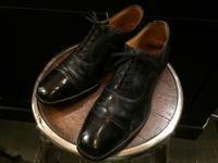 50's Florsheim cap toe shoes - BUTTON UP clothing