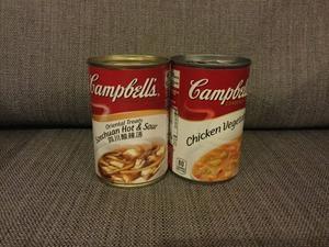 Campbell'sの真実 - タナボタロンドンライフ
