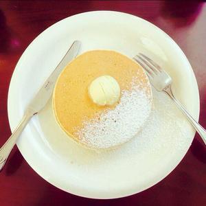 Thank. - ヤッケブースでパンケーキ!