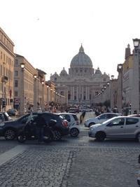 イタリアにやって来た前大統領と現大統領 - フィレンツェのガイド なぎさの便り