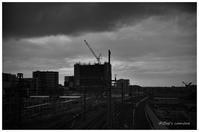 雨雲 - BobのCamera