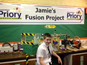 13歳の少年が核融合装置を発明! - 白木正四郎のブログ