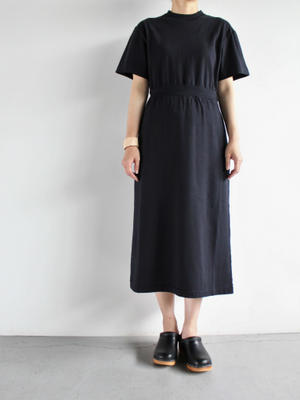 THE HINOKI Organic Cotton S/S Dress (PRODUCTS FOR US) - 『Bumpkins putting on airs』