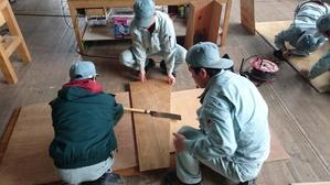 コンクリートの作り方 - 青森技専校の訓練日誌