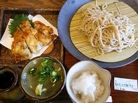 夢乃蕎麦(姫路市夢前町) - 明石~兵庫探検