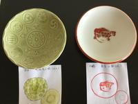 小皿 - 大正から昭和の器