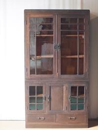 5/26 ガラス戸の本棚、届きました - 古道具 ツバクラ