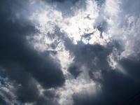 天気予報 - 空を見上げて