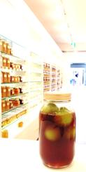 青梅の蜂蜜シロップ作りワークショップ2017 - 蜂蜜専門店ドラート (ドラートスタッフブログ)