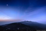 月の輝き - ひつじ雲日記