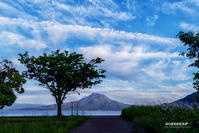 ☆ 桜島 18:51 ☆ - Trimming