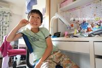 小3男子 - nyaokoさんちの家族時間