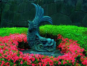 初夏の皇居東御苑(5月27日) - シニアデジカメギャラリー