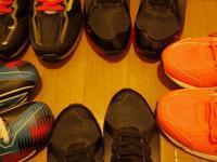 それぞれの好みと靴事情* - ほっこり*