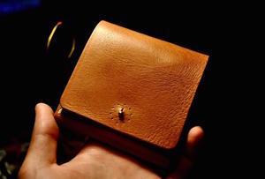 navel wallet - S&Mな日々