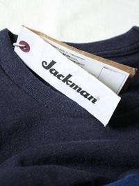 Jackman ボーダーTee - 【Tapir Diary】神戸のセレクトショップ『タピア』のブログです