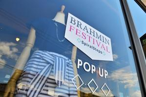 """Brahmin フェスティバル POP UP!初日...5/27sat"" - SHOP ◆ The Spiralという館~カフェとインポート雑貨のある次世代型セレクトショップ~"
