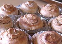グレードアップ!シナモンロール - ~あこパン日記~さあパンを焼きましょう