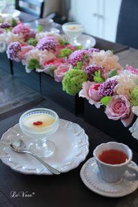 5月のおやつは… - Le vase*  diary 横浜元町の花教室
