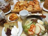 5月27日のパン教室 - 手作りパン・料理教室(えぷろん・くらぶ)