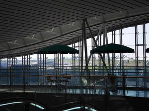 仙台空港にて - 週末は瀬音を聞きながら