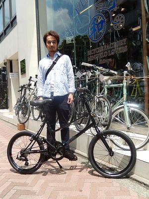 5月27日渋谷原宿の自転車屋FLAME bike前です - かずりんブログ