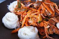 辛~い料理「コルベンイムッチム」ソウルの乙支路にもコルベンイ通りがありますよ - 今日も食べようキムチっ子クラブ (我が家の韓国料理教室)