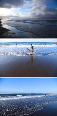 2017/05/27(SAT) 青空に白い雲と海風の海です。 - SURF RESEARCH