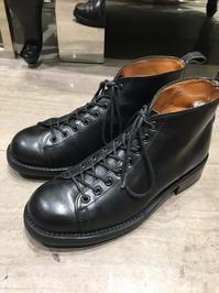 モンキーブーツってどんな靴? - 銀座三越5F シューケア&リペア工房<紳士靴・婦人靴・バッグ・鞄の修理&ケア>
