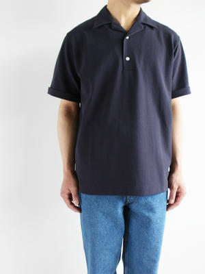 OLDMAN'S TAILOR POLO SHIRT - SUVIN KANOKO - 『Bumpkins putting on airs』