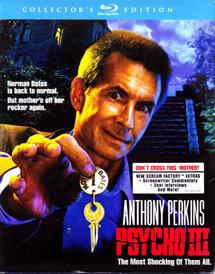「サイコ3/悪霊の囁き」 Psycho Ⅲ  (1986) - なかざわひでゆき の毎日が映画三昧