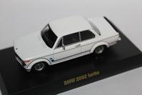 1/64 Kyosho BMW 2002 Turbo 1973 - 1/87 SCHUCO & 1/64 KYOSHO ミニカーコレクション byまさーる