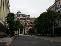 台湾一周7日間(9)台北に残る日本建築 - ◆ Mangiare Felice ◆ 食べて飲んで幸せ