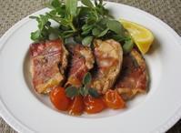 豚フィレ肉のサルティンボッカ風 - やせっぽちソプラノのキッチン2