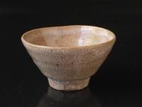 今週の出品作314 井戸ぐい吞み 古色 - 井戸茶碗