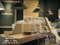 WILLSTARS COFFEE & BAKE ウィルスターズ  福岡・渡辺通 - Favorite place  - cafe hopping -